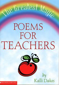 The Greatest Magic, Poems for Teachers