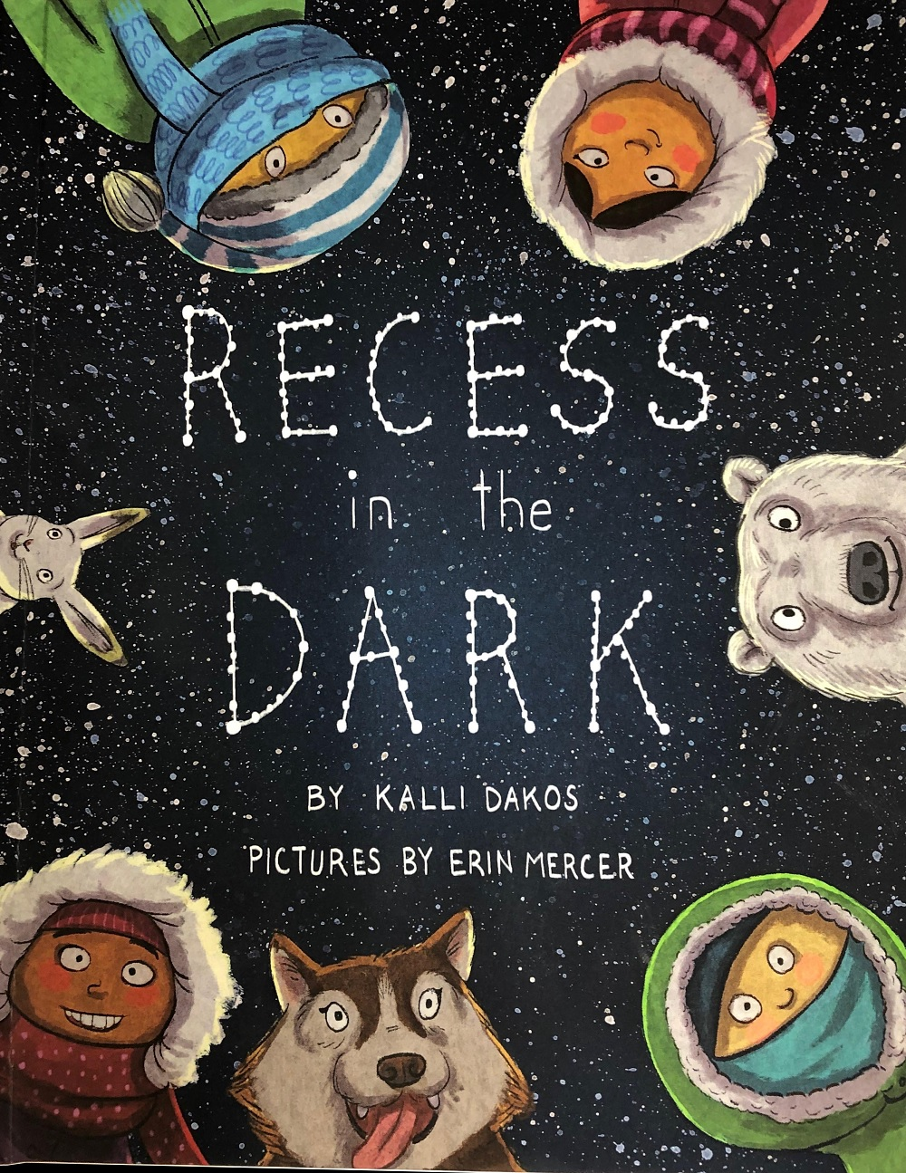 Recess in the Dark:Poems from the Far North
